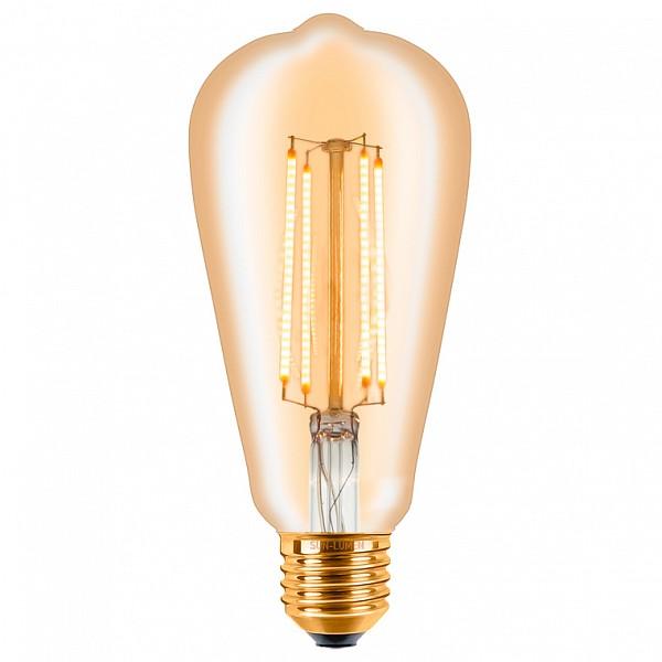 Лампа светодиодная ST64 E27 220В 4Вт 2200K 057-288
