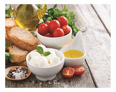 Панно (60х40 см) Салат из моцареллы 133715771
