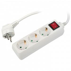Удлинитель с выключателем Standart 02921