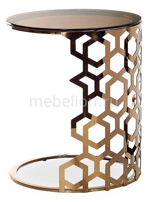 Купить Стол журнальный 13RXET3044-GOLD, Garda Decor