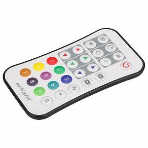 Пульт-регулятора цвета RGBW кнопочный SMART-R SMART-R3-RGBW (1 зона, SPI, 2.4G)