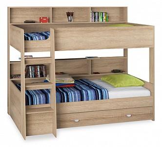 Двухъярусная кровать 200x90 Golden Kids 1 FSN_4S-GK_01-KD_KD