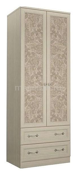 Шкаф платяной Дженни СТЛ.127.03 Cilegio Nostrano/Granite Rose