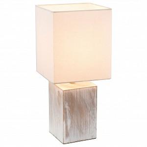 Настольная лампа деревянная Ilona GB_21699