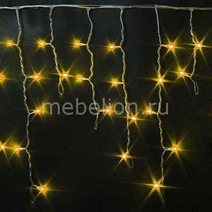 Светодиодная бахрома RichLED RL_RL-i3_0.5-T_Y от Mebelion.ru