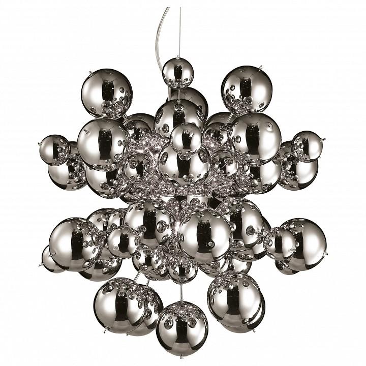 Купить Подвесная люстра Molecule A8313SP-9CC, Arte Lamp, Италия