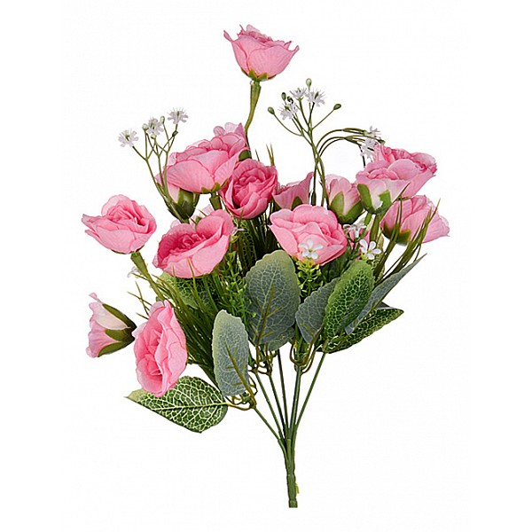 Букет (35 см) Роза кустовая 23-314 фото