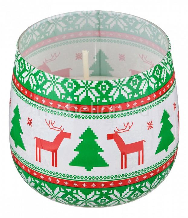 Свеча ароматическая АРТИ-М (8x7 см) Sweet Christmas 348-471 свеча ароматическая арти м 8х7 см закат 348 468