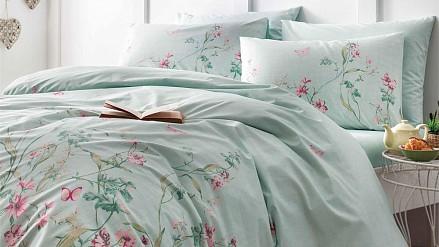 Комплект постельного белья Satin Евро