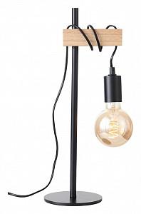 Деревянная настольная лампа Bagetti EVO_SL1142.404.01