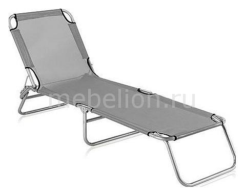 Шезлонг Afina Дуэт-2 CHO-116/А серый цена