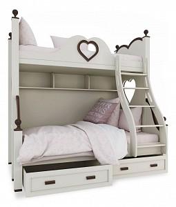 Двухэтажная кровать для детской комнаты Энджел FSN_4s-engel