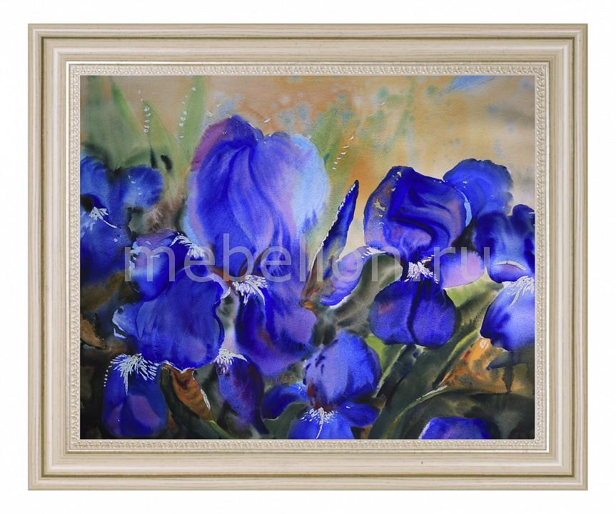 Панно Ekoramka (50х40 см) Цветы 1722035