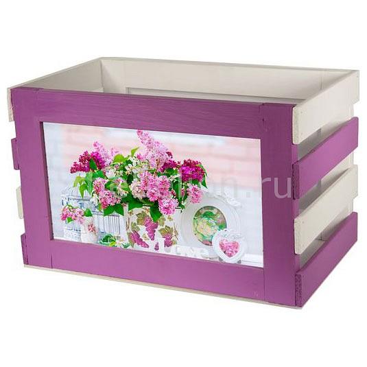 Ящик декоративный Акита Букет 830 фаллоимитатор акита