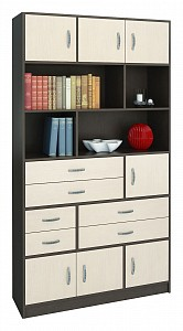 Шкаф комбинированный Либерти-61