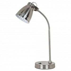 Настольная лампа офисная Luned A2214LT-1SS