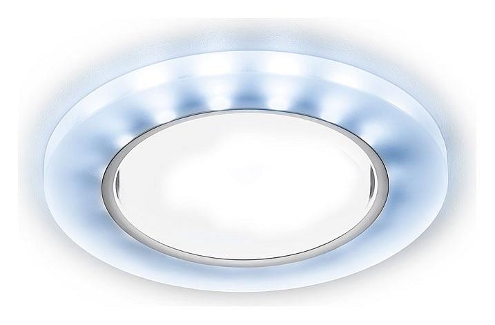 Встраиваемый светильник Ambrella AMBR_G214_CL_CH_CLD от Mebelion.ru
