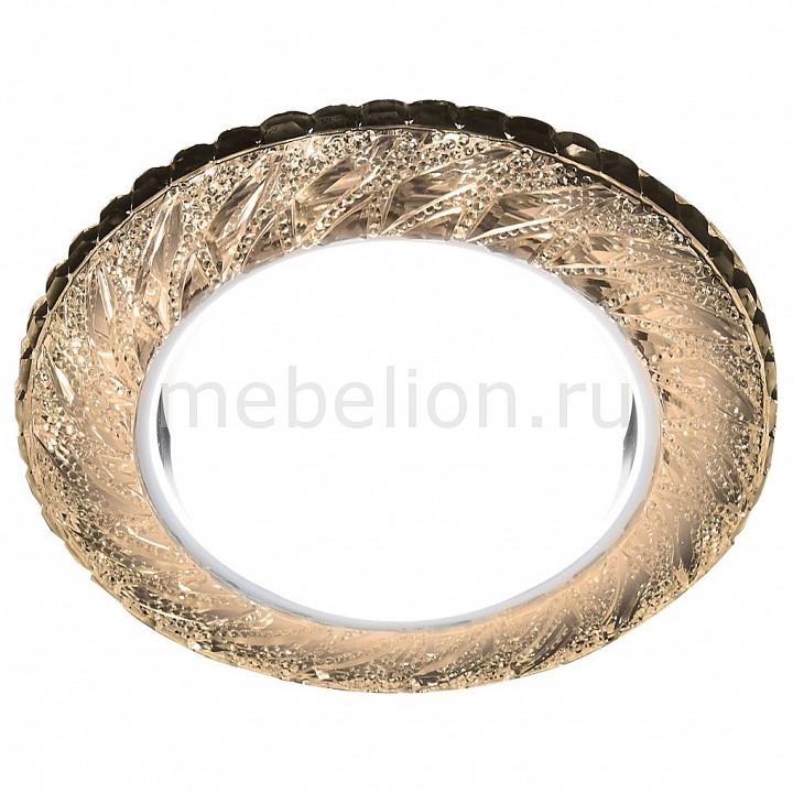 Встраиваемый светильник Ambrella AMBR_G303_KF_WH от Mebelion.ru