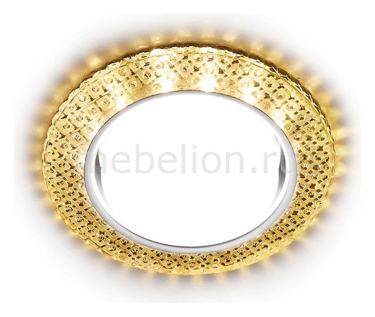 Встраиваемый светильник Ambrella AMBR_G296_CL_WW от Mebelion.ru