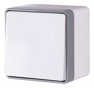 Выключатель одноклавишный влагозащищенный WL15-01-02 a036773