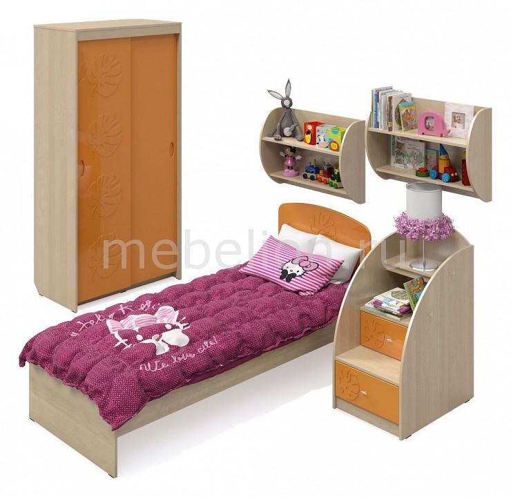 Комод детский Компасс-мебель KOM_Maugli_system_11 от Mebelion.ru