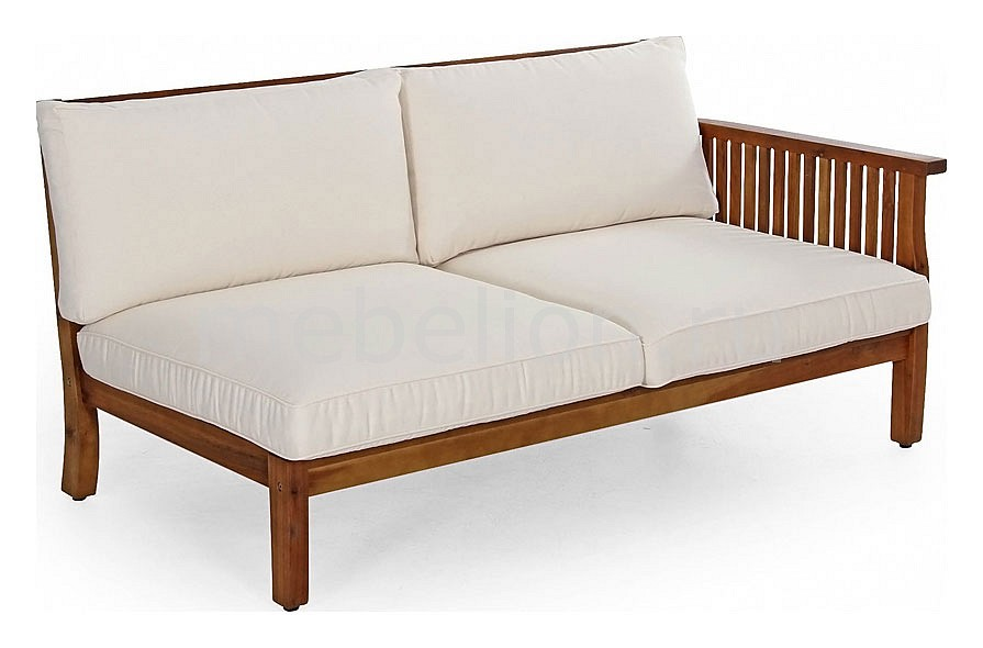 Секция для дивана Dallas 10895V-2 коричневый