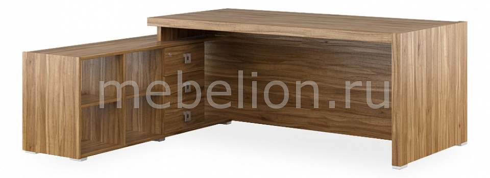 Стол руководителя Pointex POI_SOL29711203 от Mebelion.ru