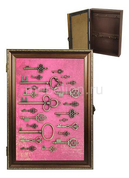 Ключница Акита (24х34 см) Ключи 312-31 ключница акита 23х33 см королевские узоры 7358