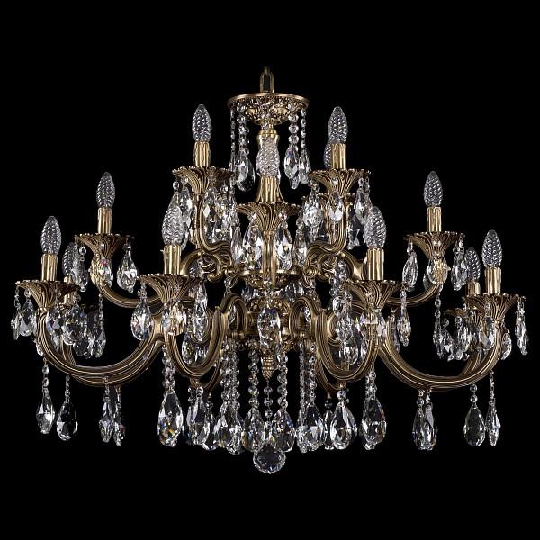 Подвесная люстра 1722/8+4+4/300/A/FP Bohemia Ivele Crystal 1722/8+4+4/335/A/FP  (BI_1722_8_4_4_335_A_FP), Чехия