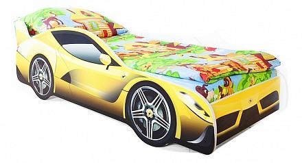 Кровать-машина Ferrari