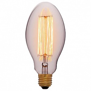 Лампа накаливания E75 E27 240В 40Вт 2200K 052-047