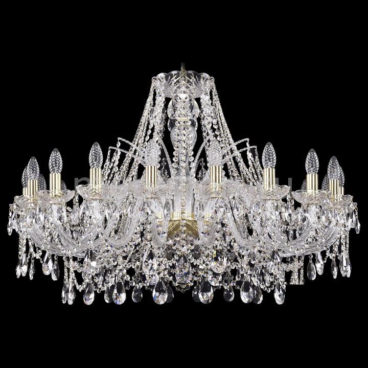 Купить Подвесная люстра 1411/20/360/G, Bohemia Ivele Crystal