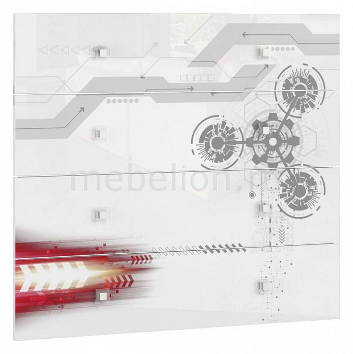 Купить Фасад ЛДСП Модерн-Техно СТЛ.328.05, Столлайн
