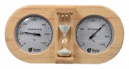Термометр с гигрометром (28.5x8x18.5 см) 18028