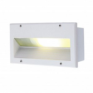 Встраиваемый светильник Brick A5158IN-1WH