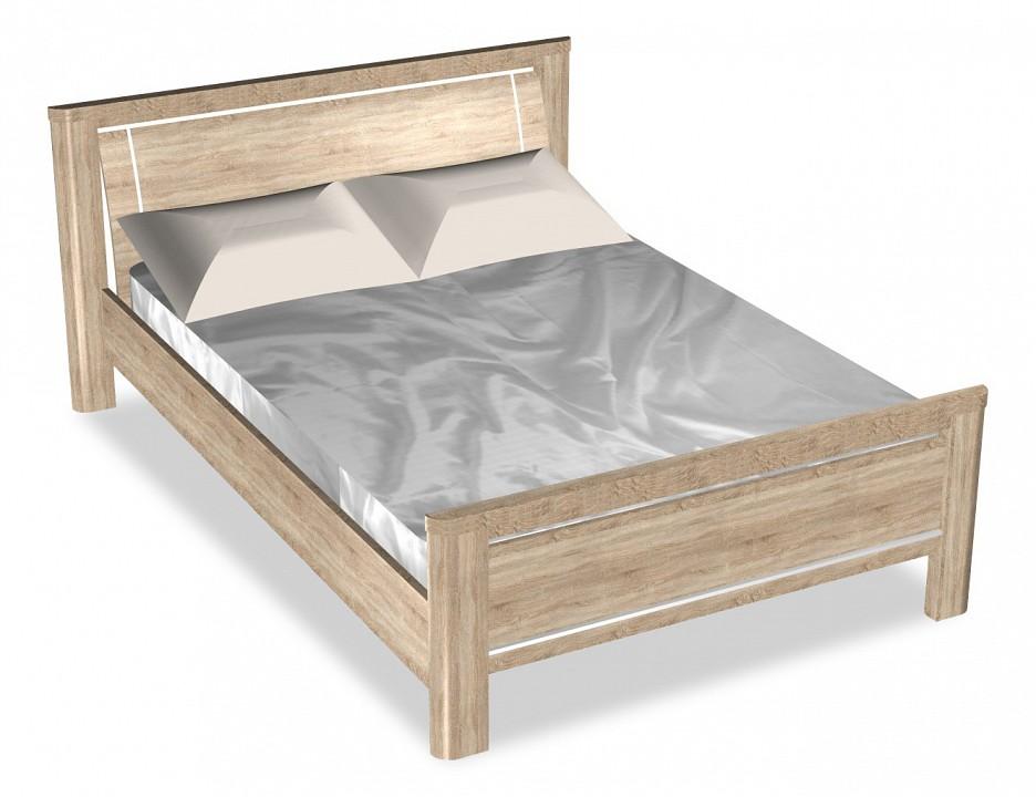 Кровать полутораспальная Магнолия