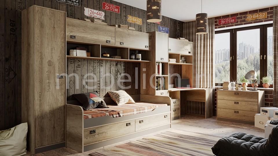 Комод детский Smart мебель SMT_Piligrim_system_2 от Mebelion.ru