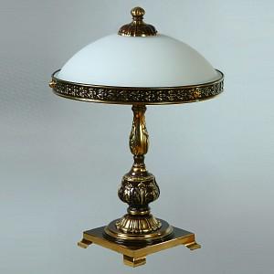 Настольная лампа декоративная Toledo 02155T/3 PB