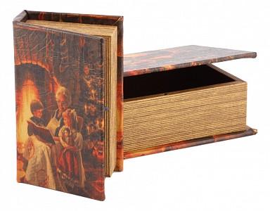 Набор из 2 шкатулок для украшений Книга 184-220