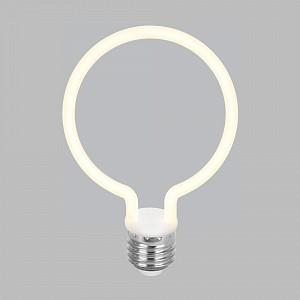 Лампа светодиодная [LED] Elektrostandard E27 4W 2700K