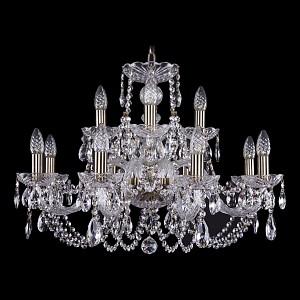 Хрустальная люстра 1406 Bohemia Ivele Crystal (Чехия)