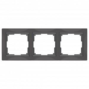 Рамка на 3 поста Snabb Basic WL03-Frame-03