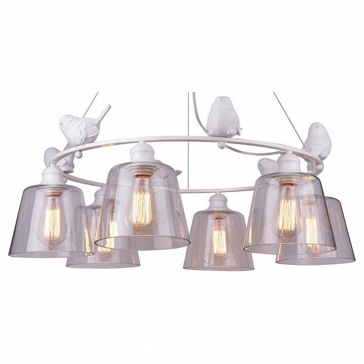 Купить Подвесная люстра Passero A4289LM-6WH, Arte Lamp