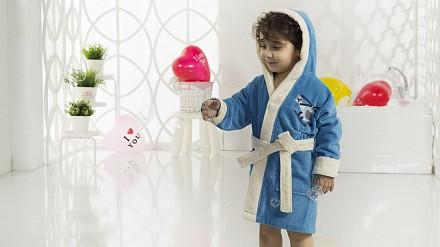 Халат детский (6-7 лет) Snop