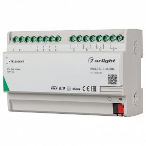 Контроллер-диммер Intelligent KNX-710-0-10-DIN (230V, 4x0/1-10, 4x16A)
