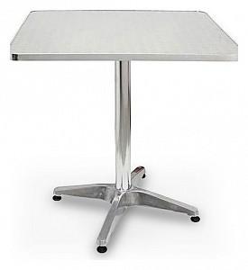 Стол обеденный LFT-3126 серебристый металлик