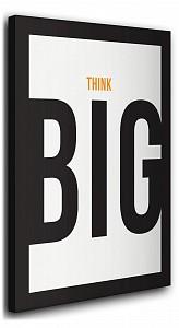 Панно (40х50 см) Think big 1365412