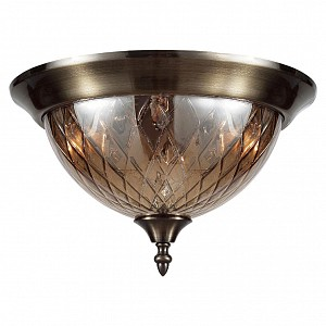 Накладной светильник NUOVO PL3 BRONZE