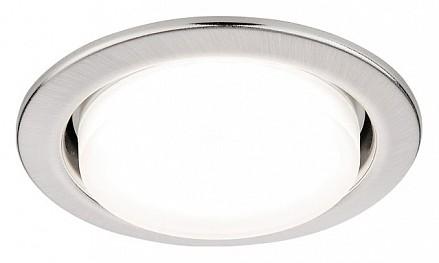 Потолочный точечный светильник GX53 G101 AMBR_G101_SS