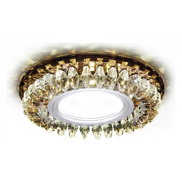 Встраиваемый светильник Led S220 BK Ambrella AMBR_S220_BK